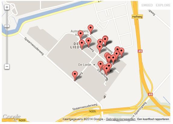 Vijfhuizen, demontagewalhalla van Nederland met 26 erkenninghouders