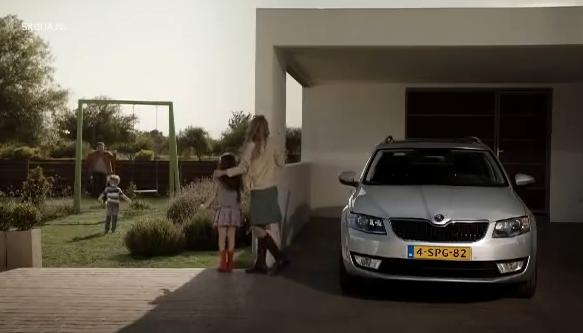 Octavia 2014 commercial