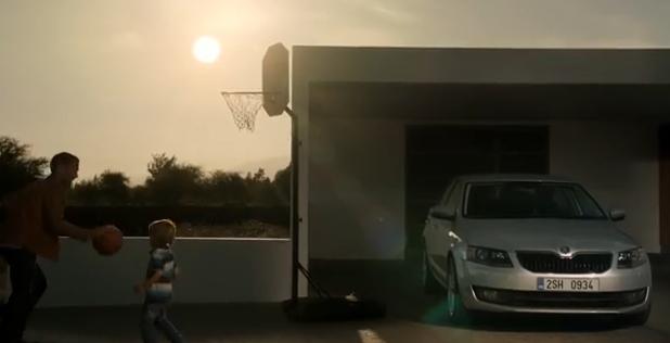 Octavia 2013 commercial