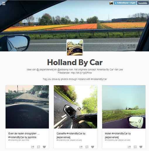 HollandByCar