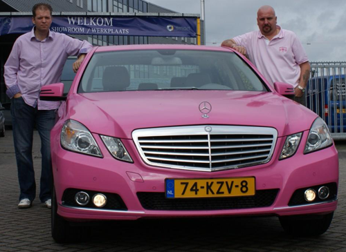 ex-Pink-Ribbon-Mercedes-Tour