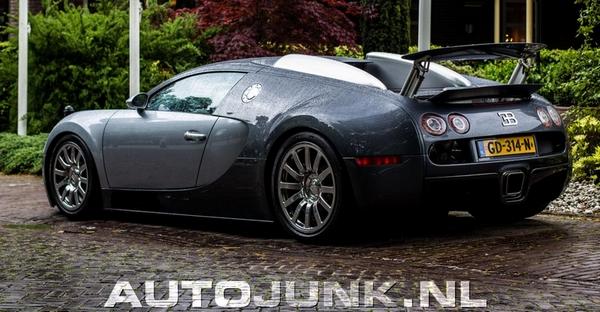 Bugatti Veyron GD-314-N
