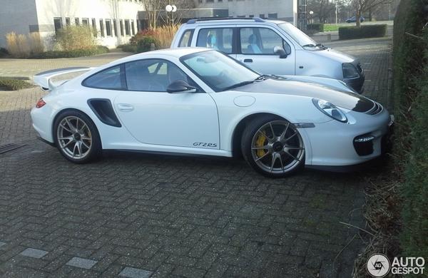 Porsche 911 GT2 RS HK-545-X