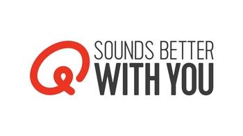 Media optreden bij Q Music NL